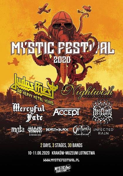 Поїздка з України на фестиваль MYSTIC FESTIVAL