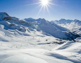 Ски-Сафари в Тироле