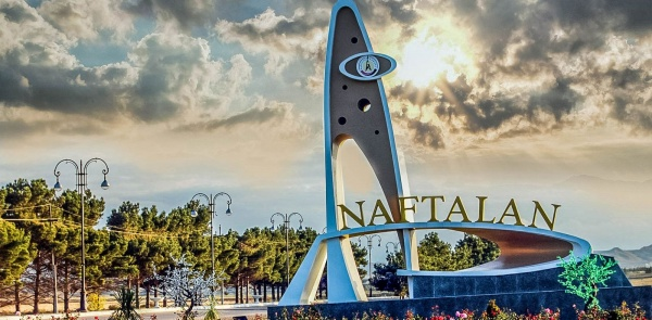 Оздоровительные туры в Азербайджан. Целительный курорт Нафталан