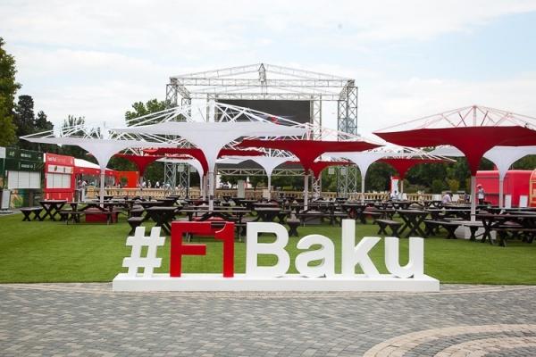 Гран-при Формулы-1 в Баку 2020