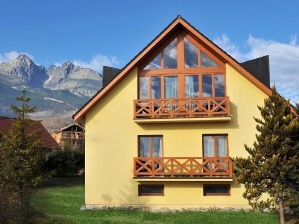 Словакия Зимний отдых в апартаментах Словакии