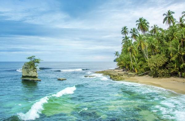 Коста-Рика Быстро посмотрим Коста-Рику