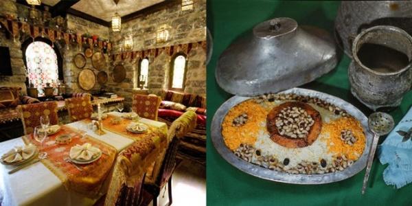 Аппетитный Азербайджан кулинарный тур