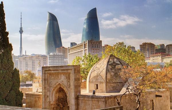 Эконом тур Открой для себя Баку