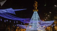 Новогодняя сказка в Грузии