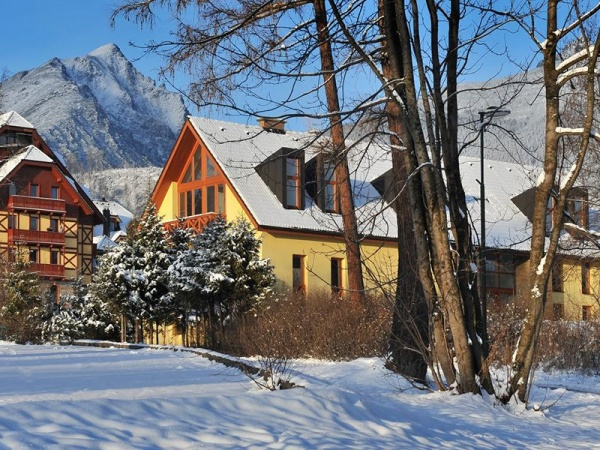 Словакия Лыжные приключения в Словакии