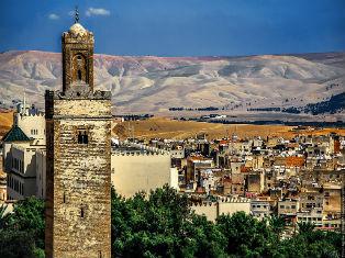 Марокко Имперские города+Шевшауен. Корпоративный