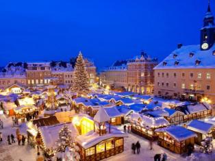 Зимняя сказка в Риге и Лапландии- Рождество 20-26.12.2019