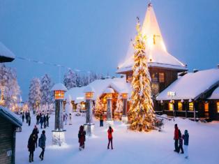 Новый год в Лапландии 28.12.2019-03.01.2020