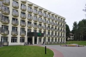 Лечебный тур в Литву. Санаторий Egle Comfort