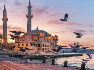 Турция Новый Год 2021 в Стамбуле