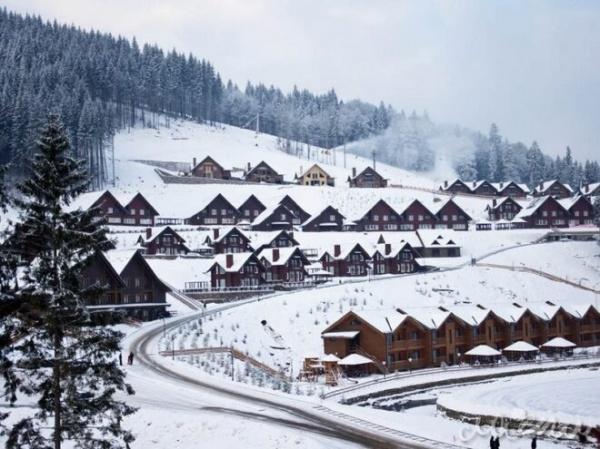 Украина Горнолыжный отдых в Украине на Новый Год 2021