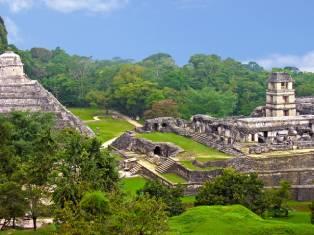 Мексика + Гватемала: групповой тур дорогами Майя