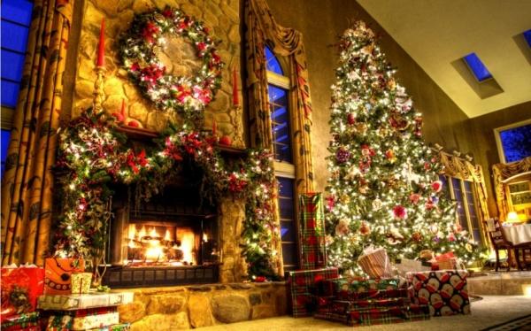 Католическое Рождество в Карпатах Буковель и Драгобрат