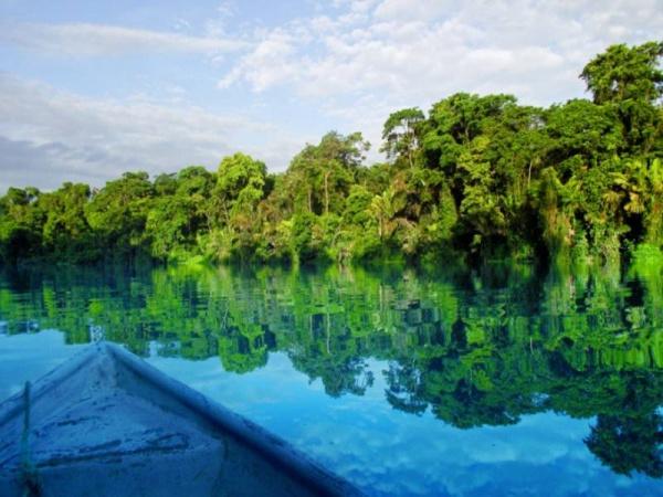 Коста-Рика Коста Рика: рыбалка, джунгли, океан