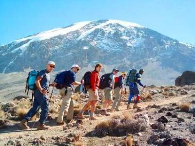 Танзания: восхождение на Килиманджаро (маршрут Маранго)