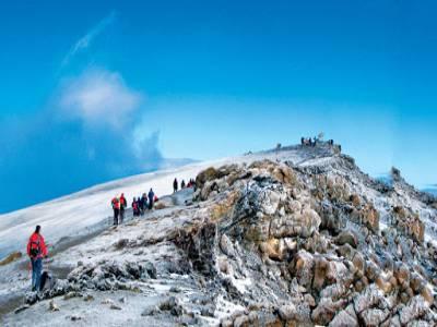 Танзания: восхождение на Килиманджаро (маршрут Мачаме)