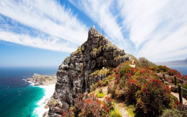 Тур по Кейптауну Дорога Садов