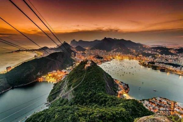 Первое свидание с Бразилией