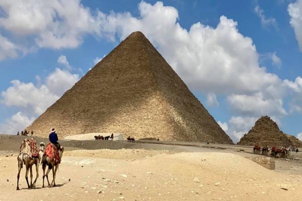Каир + отдых на Средиземном море в Марса-Матрух