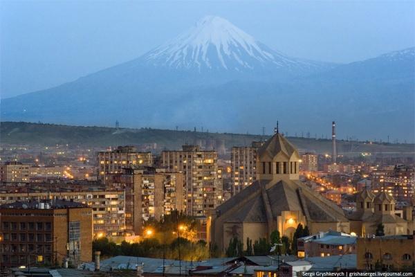 Гарантированный 5-и дневный тур по Армении (каждый четверг)