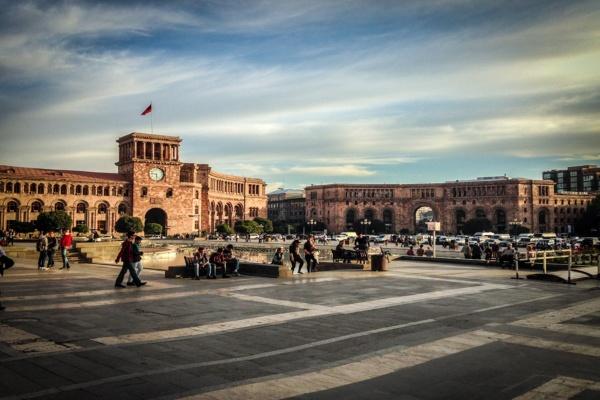 Винные дни Еревана