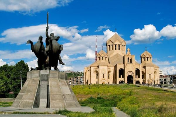 Знакомство с Арменией