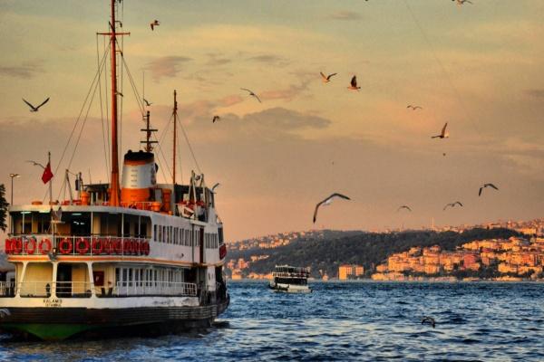 Стамбул – город на семи холмах