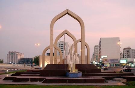 منطقة المويهات الأثرية الاماكن السياحية في عجمان